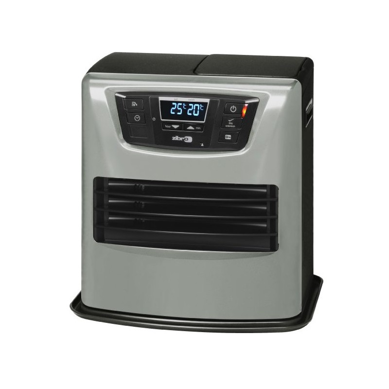 Zibro lc 400 maxima calidad con altos niveles de seguridad - Estufa parafina electronica ...