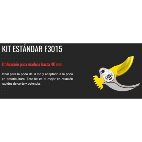 Kit Standard F3015