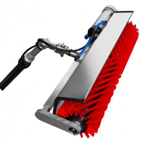 Cepillo Rotativo Limpieza Solar Top