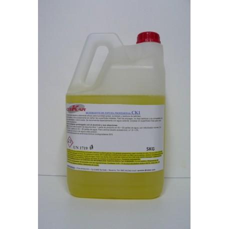 Detergente Ciskar Ck1 (Recomendado)