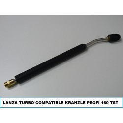 CISKAR SUPER TURBO JET INOX TERM (Compatible Kranzle Profi 160 Tst)
