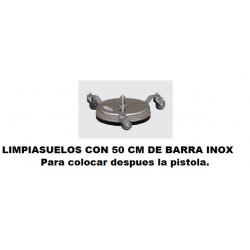 Limpiasuelos profesional acero inox Ck2540