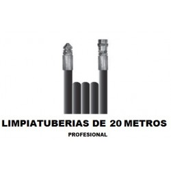 Limpiatuberias 20 metros profesional Ciskar Ck2540