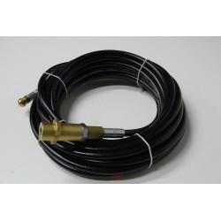 Desatascador tuberias 10 Metros (Compatible Karcher)