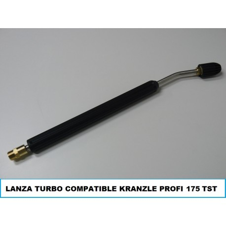 CISKAR SUPER TURBO JET INOX TERM (Compatible Kranzle Profi 175 Tst)